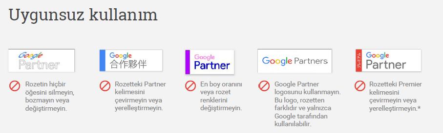 Google Partner Rozeti Nedir? Ne İşe Yarar?