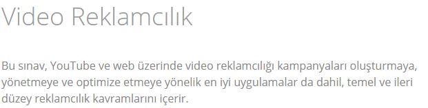 Video Reklamcılık